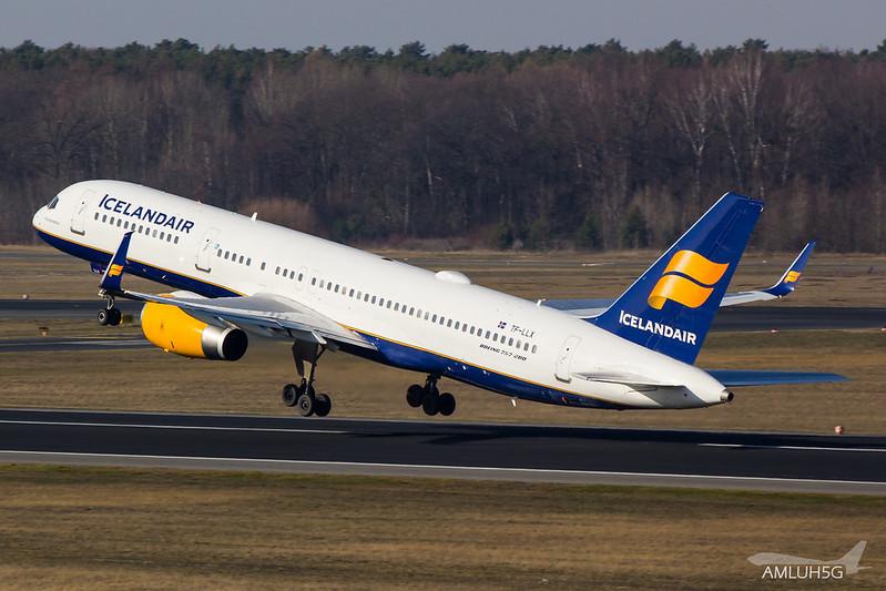 Icelandair - B752 - TF-LLX (3)
