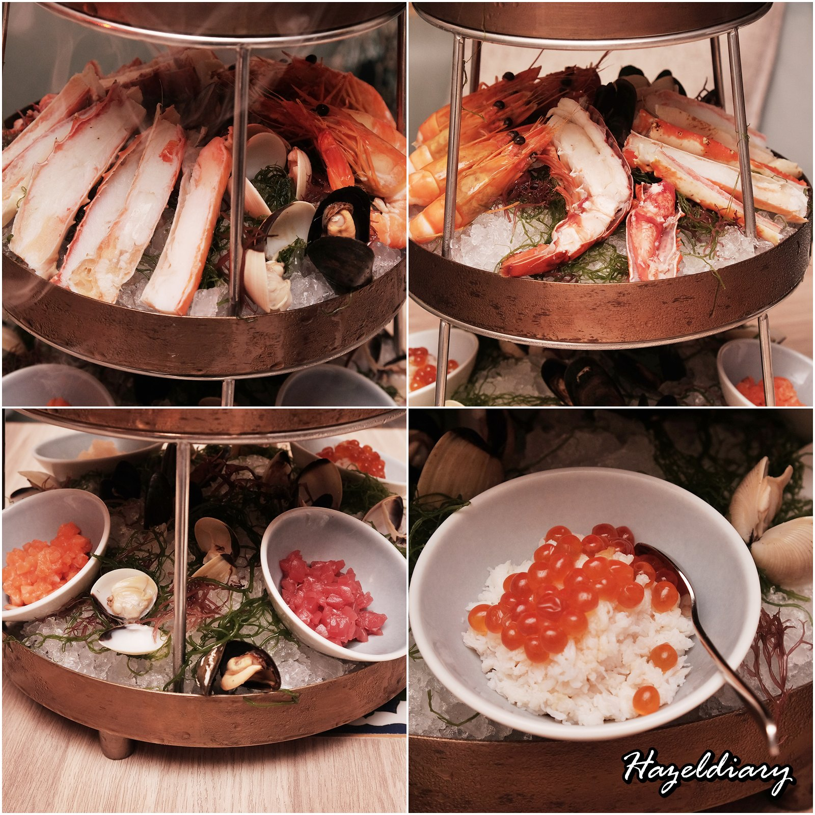 One-Ninety Four Seasons Hotel Singapore-Seafood Tower for Two-1
