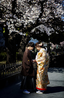 A Newly Wedded Japanese Couple | by El-Branden Brazil