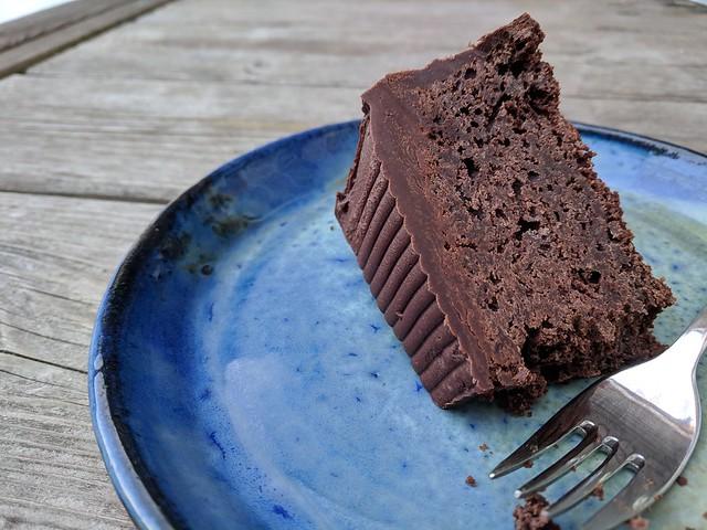 Take-Home Chocolate Cake