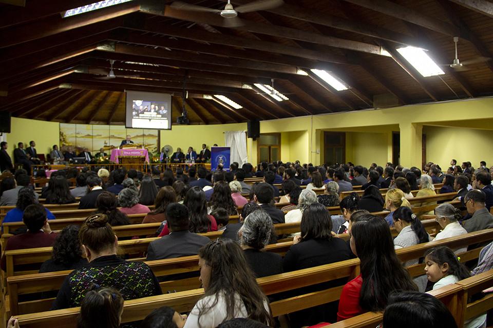 Conferencia 2020   Presentación en Santa Ana de Queri