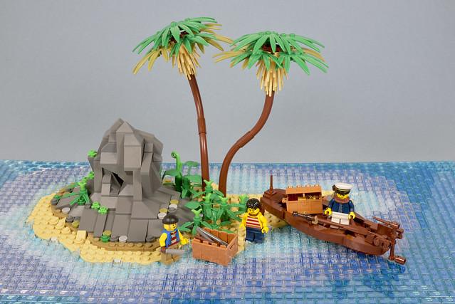 LEGO island explorer 1907  - atana studio