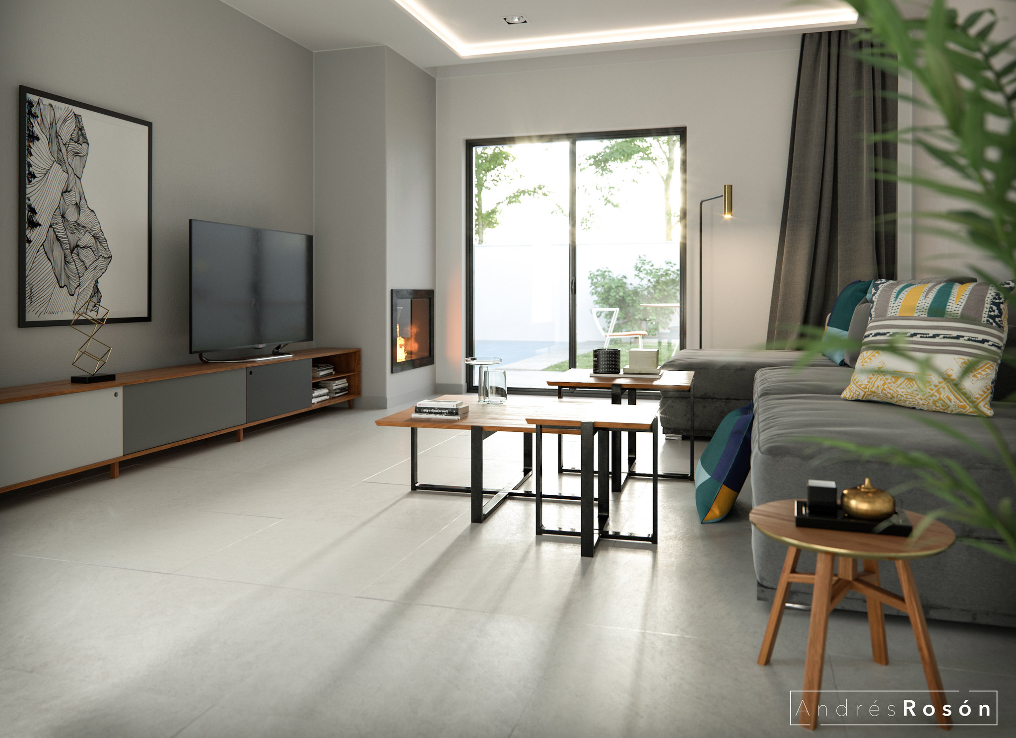 Atenea Interiors_CGI/Dimensur