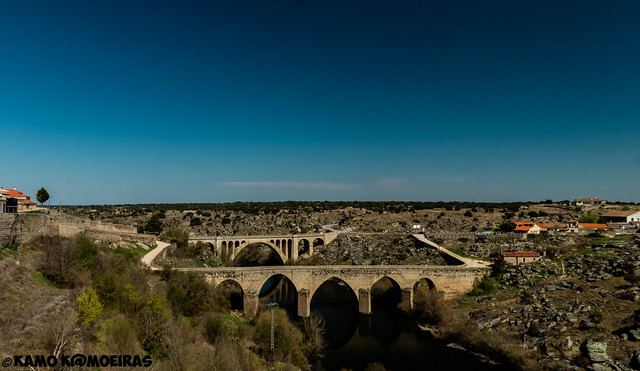 ledesma,puentes sobre el tormes
