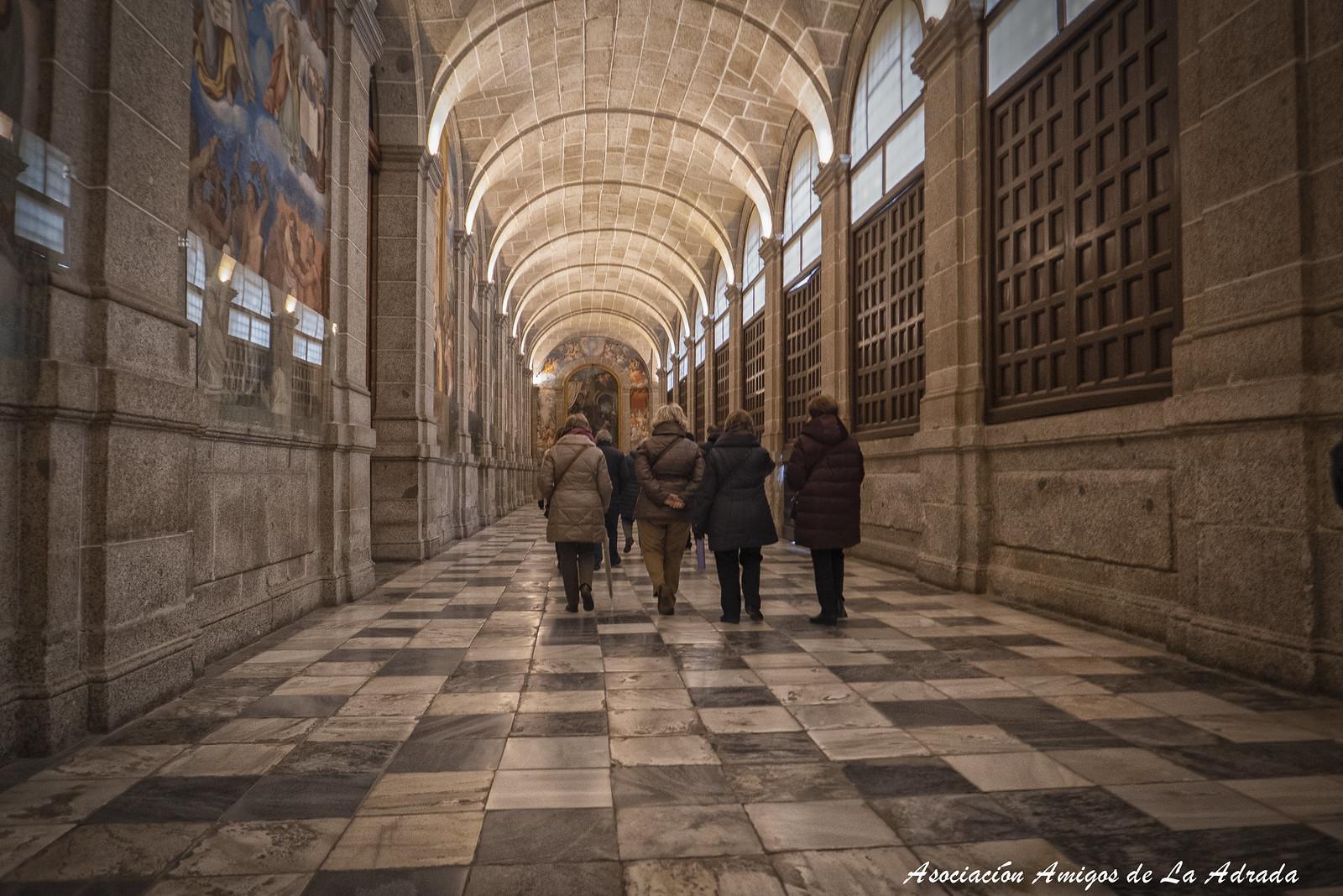 En San Lorenzo del Escorial