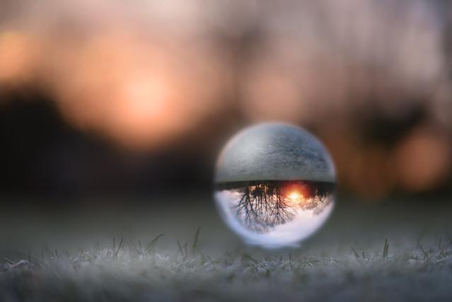 Frosty Balls...
