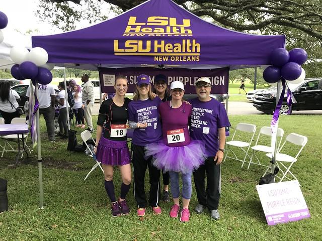 PurpleStride Louisiana 2018 Presented by Aetna Better Health of Louisiana