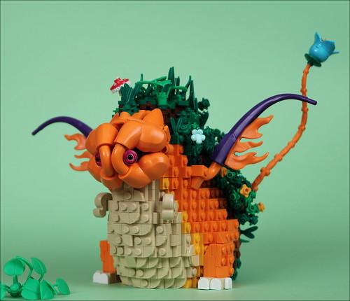 1 Garden dragon