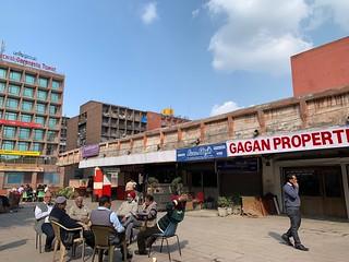 City Hangout - Hog Market, Rajendra Place | by Mayank Austen Soofi