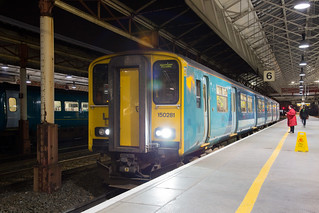 TfW 150 281 Crewe | by daveymills37886