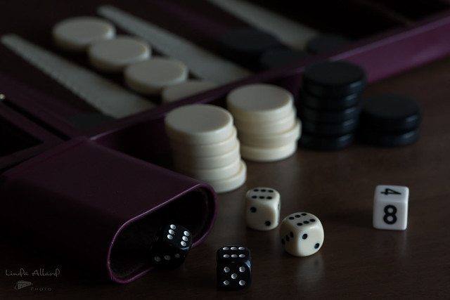 Une partie de Backgammon ?
