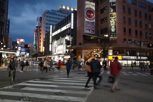 宵の口、金沢