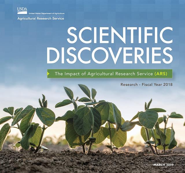 Scientific Discoveries graphic