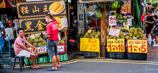 2019 - Singapore - Chinatown Durian | by Ted's photos - Returns Apr 24