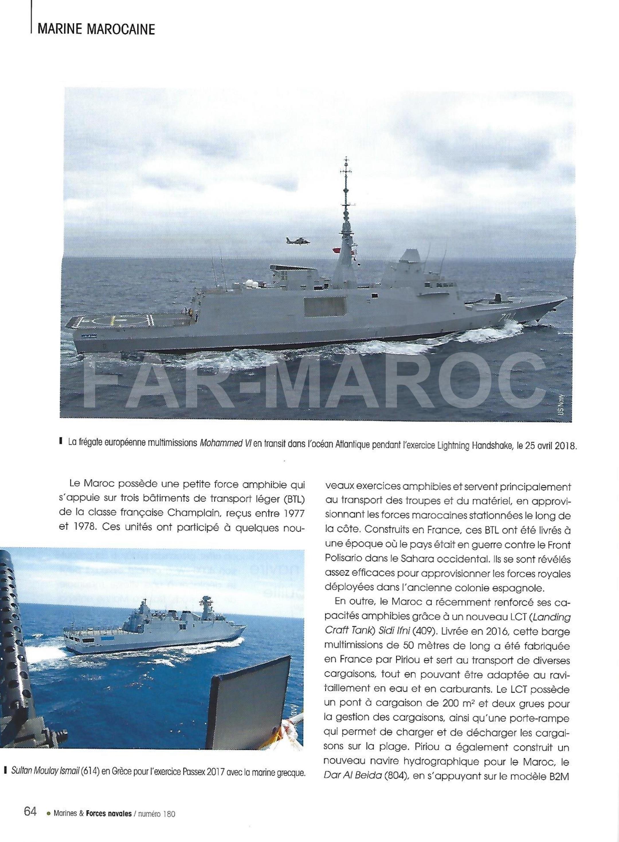 Articles à propos de la Marine Royale Marocaine 47598456991_08670dec2a_o