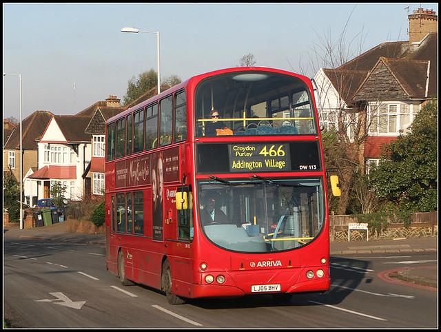 Arriva London DW113