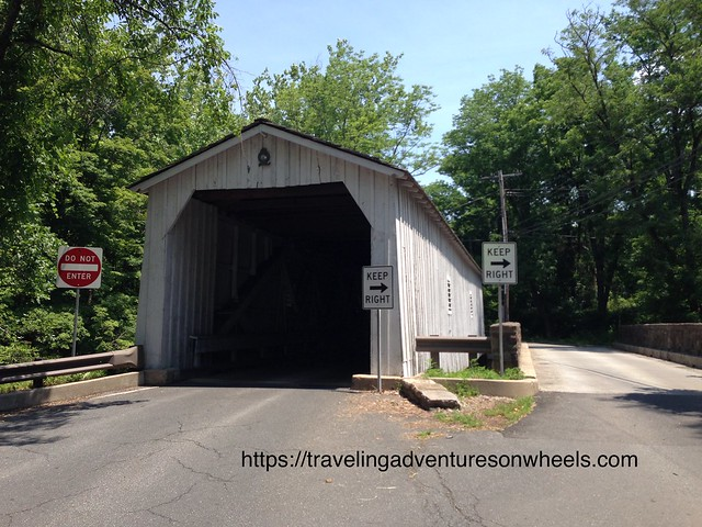 TAOW Green Sergant Covered Bridge