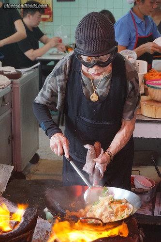 bangkok jay fai | by placesandfoods.com