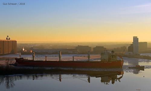 fednav federalrhine grain globe arkansas northcarolina ship superior salty explore