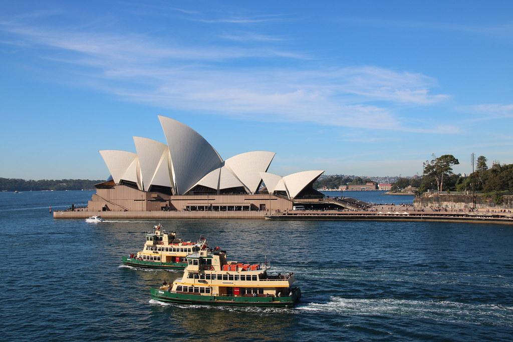 sydney travel blog