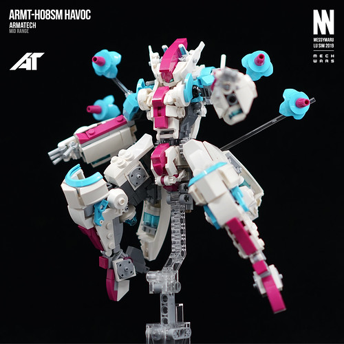 ARMT-H08SM Havoc | by Messymaru