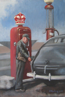 'Red Crown Gas' | by J L Norberg