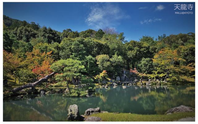 嵐山天龍寺-4