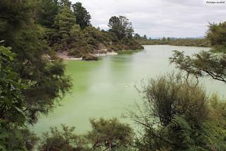 Lake Ngakoro, Wai-O-Tapu | by philippeguillot21