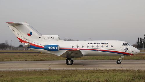 YAK40_1257_CZECH AIR FORCE_EHBK_190213 | by leo hm remmel
