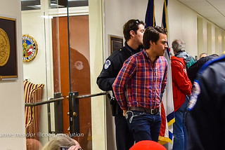 Sit-in of Senator Manchin's Office | by cool revolution