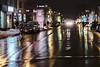 Walking in the rain / Marcher sous la pluie by Jacques Lebleu