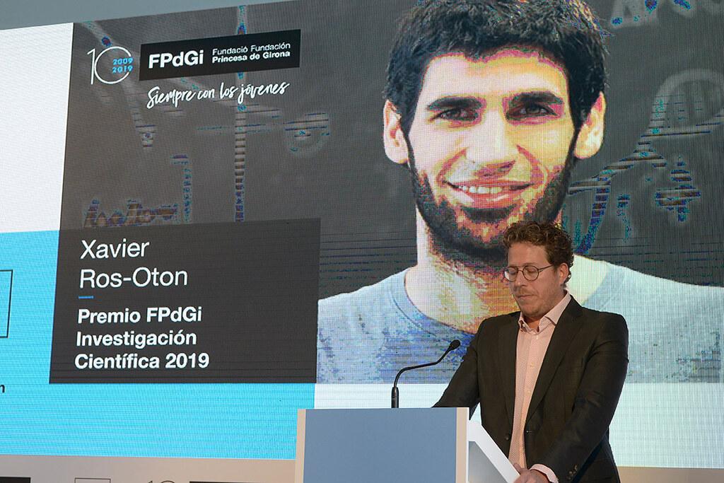 2019. Proclamación Premio FPdGi Investigación Científica