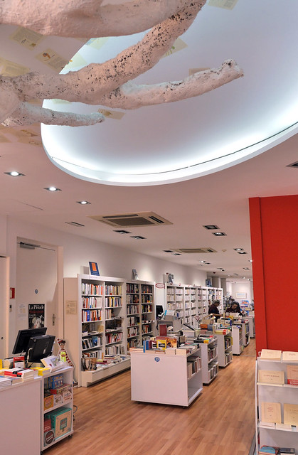 Librairie Jaines - Barcelone