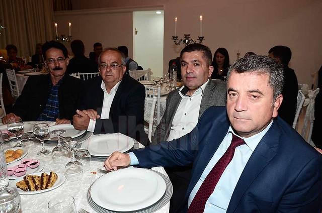 Ali Nural, Hüseyin Günal, Cemal Sünbül, Hulusi Özdemir.