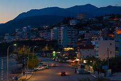 Night in Himare