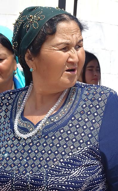donna uzbeka