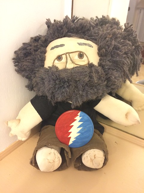 Cabbage Patch Jerry Garcia