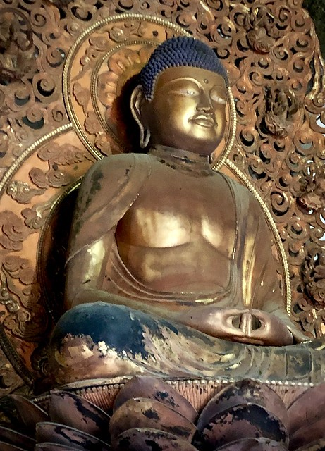 Byodo-in Buddha, Oahu