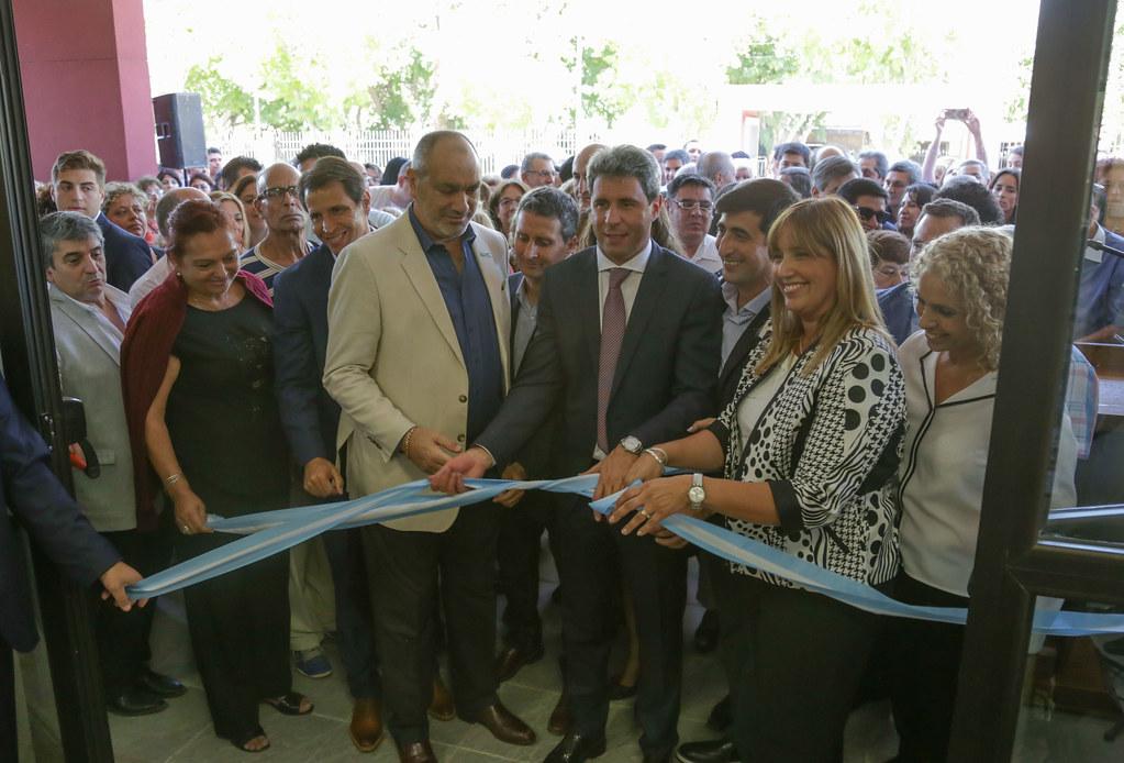 2019-02-27 PRENSA: Inauguración del Centro de Salud Ibone Silva