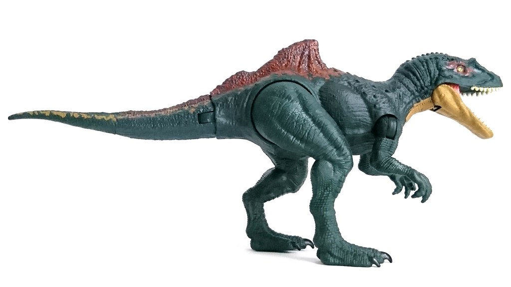 Jurassic World Concavenator Dino Rivals Dual Attack Dinosaur Figure