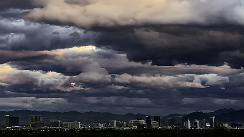 12019 iphone lasvegas march cloudy storm sunset winter