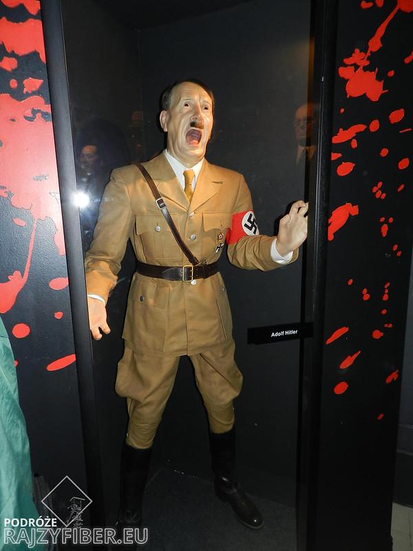 Praga, Muzeum Figur Woskowych
