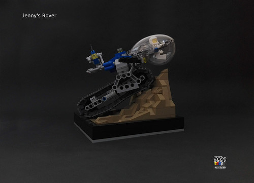 Jenny's Space Rover 1 | by hrtx