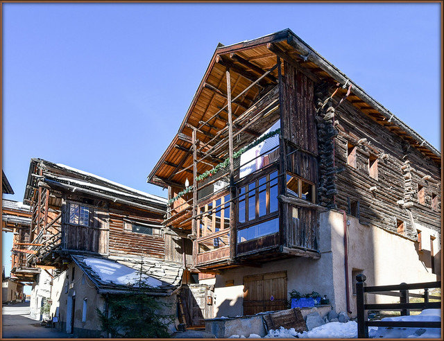 Architecture de montagne
