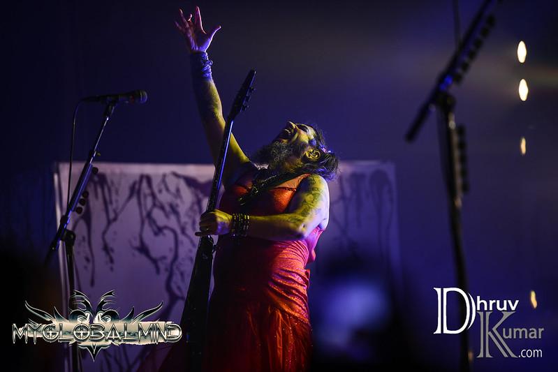 Machine Head -- Photo Credit: Dhruv Kumar
