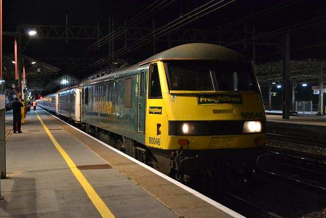 Freightliner 90046