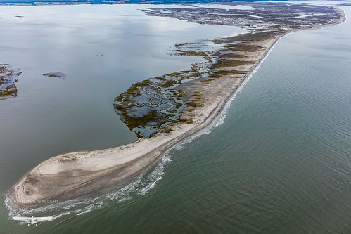 aerial seaside tnc tnc2018islandphotography ataltitudegallery cedarisland esva natureconservancy sunrise virginia