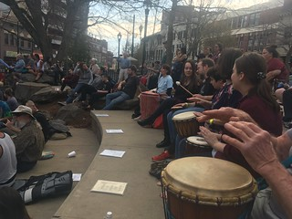 Asheville Drum Circle | by RandomConnections