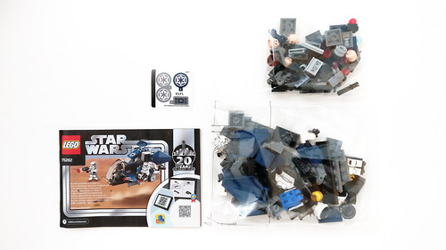 LEGO Star Wars Imperial Dropship - 20th Anniversary Edition (75262)