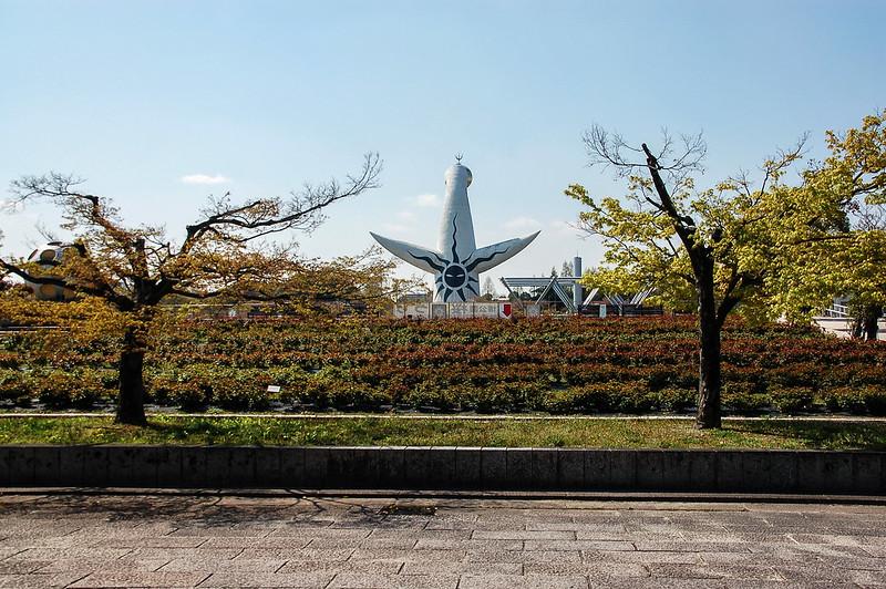 萬博公園太陽塔 2